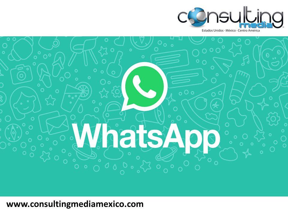 Actualizacion De Whatsapp Speaker Miguel Baigts 1 Tool Hacks
