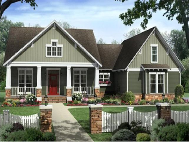 Exterior house color trends nice exterior house color for Most popular house styles
