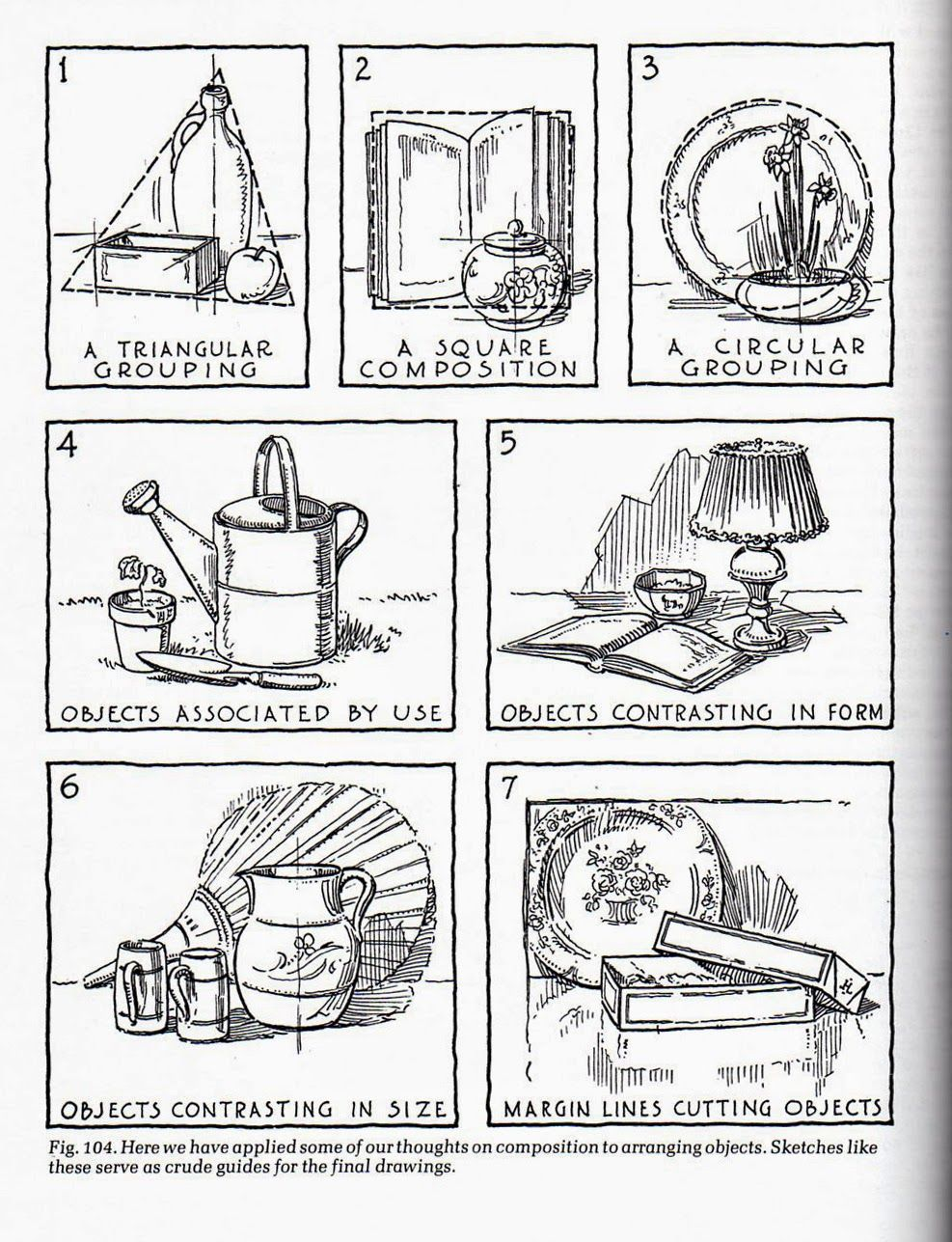 many years ago i bought the classic book rendering in pen and ink by arthur guptill like most. Black Bedroom Furniture Sets. Home Design Ideas