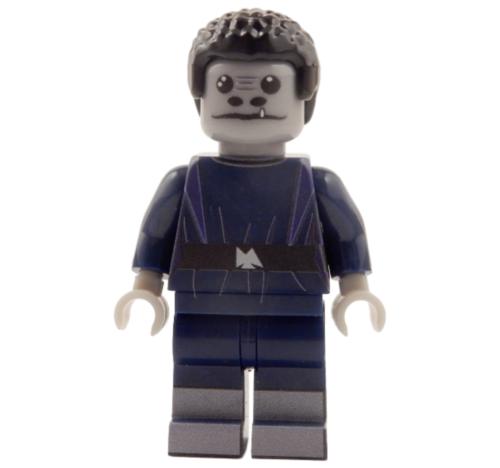 DC Universe Minifigure **NEW** LEGO Custom Printed CLASSIC 60/'S BATMAN