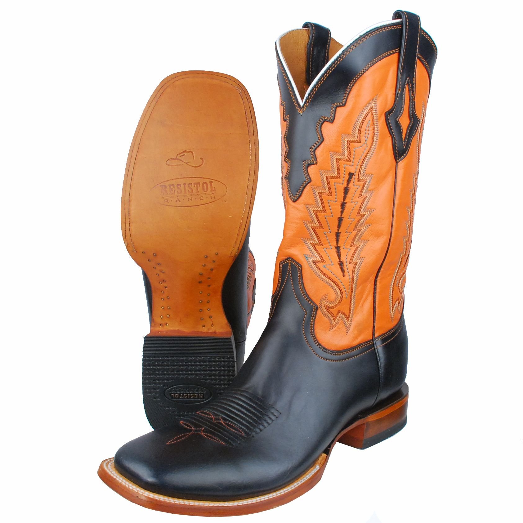 e6cadafe38a Resistol Ranch Campo Western Boots by Lucchese | Western Boots and ...