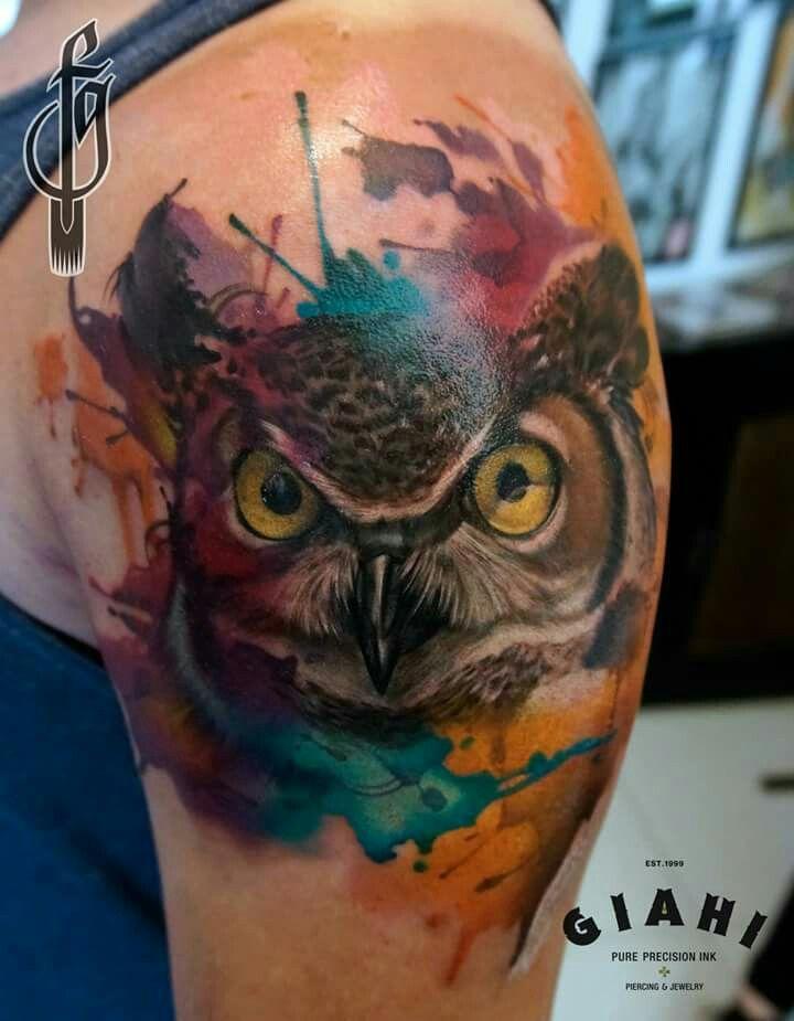 Est 1993 Tattoo Designs : tattoo, designs, Colorful, #tattoodo, Watercolor, Tattoo,, Watercolor,, Geometric, Tattoo