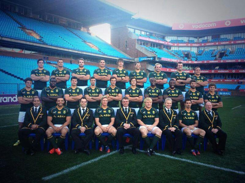 Springbok Rugby Team Rugby Team Springbok Rugby Team Photos