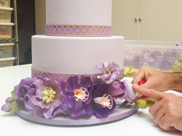 How 3 of New York's Top Pastry Chefs Helped Me Make a Wedding Cake: Part One | Serious Eats