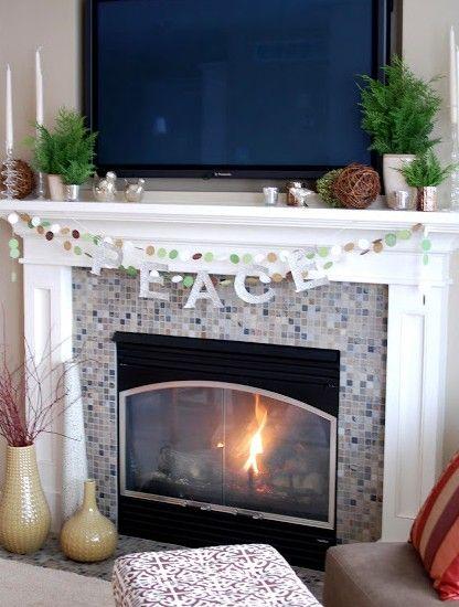 The Art Of Finding A Homegoods Blog Homegoods Fireplace Mantel Decor Fireplace Mantle Decor Fireplace Decor