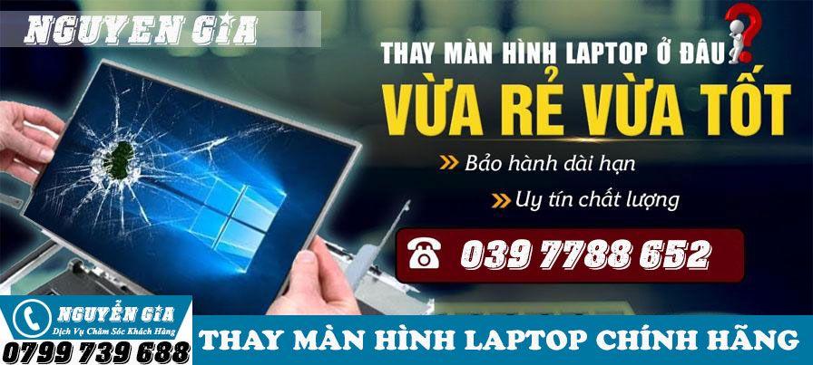 Thay Màn Hình Laptop Tận Nơi