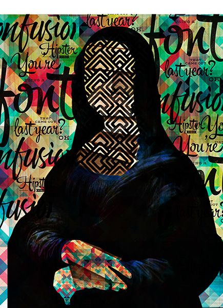Mona Hypster - Fernanda Peltier