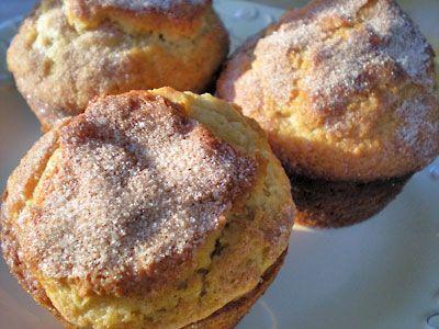 Eggnog Muffins Recipe - Saveur.com