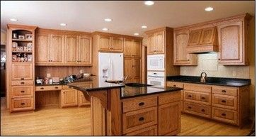 Best What Color Appliances With Oak Cainets And Black 400 x 300