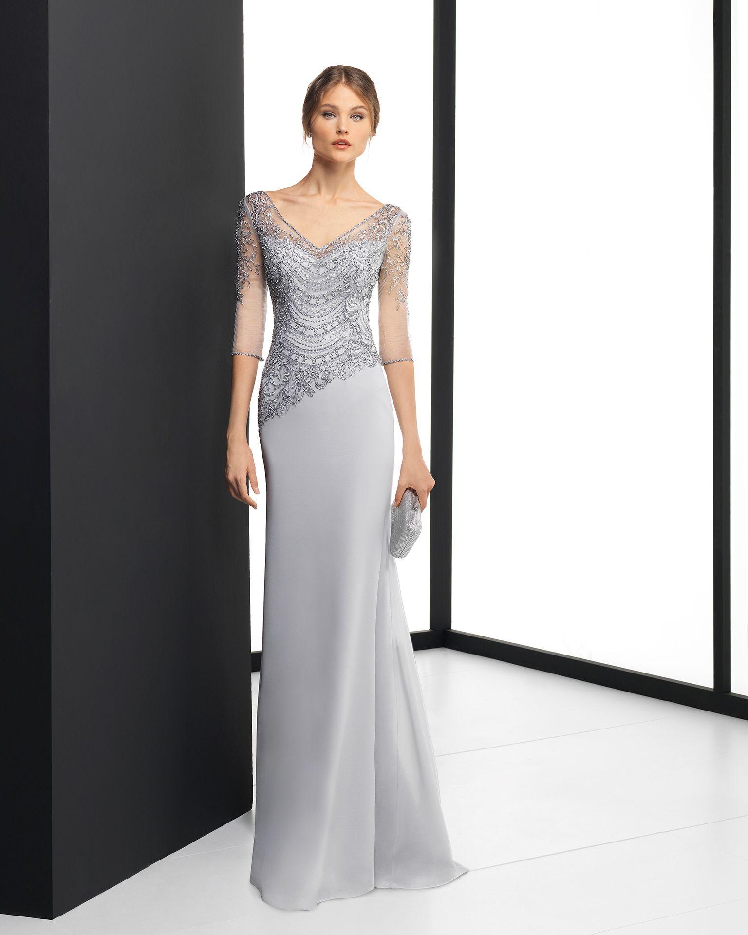 Vestidos para bodas de plata 2019