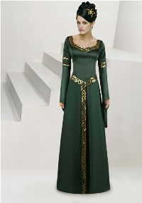 1000  images about Bridesmaids dresses on Pinterest  Medieval ...