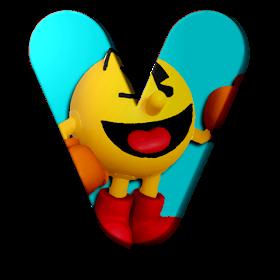 Monica Michielin Alfabetos Blue Super Smash Bros Nintendo Pacman Alphabet Numbers And Icons Png Pacman Super Smash Bros Smash Bros Bros