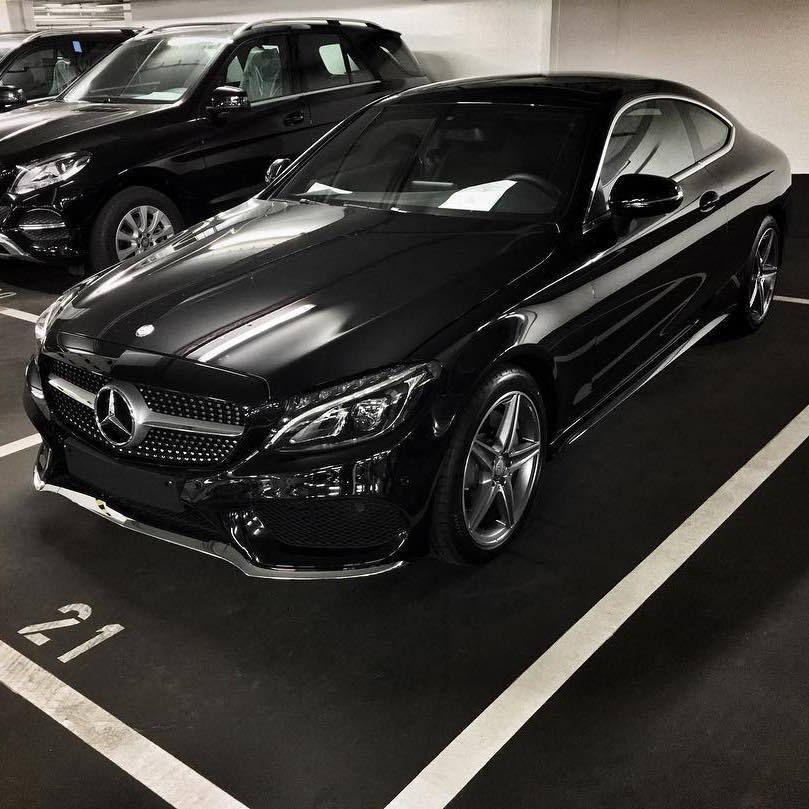 Mercedes Benz C 300 Coupe Instagram Der Landgraf With Images