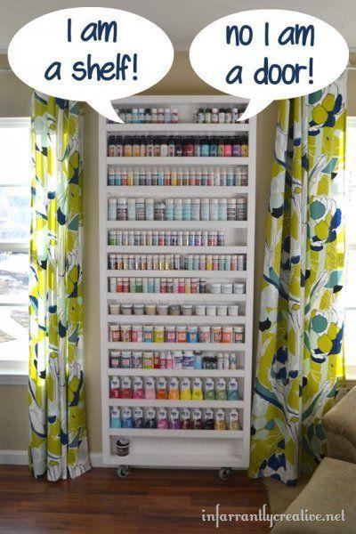 Seventeen Clever Diy Storage Ideas Decor Storage