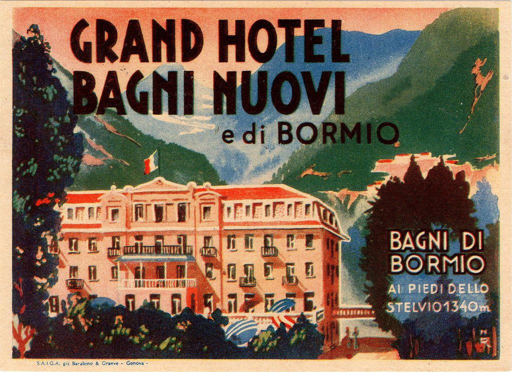Untitled | Grand hotel, Italy and Gran tour