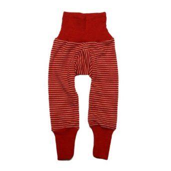 Cosilana Baby Hose lang mit Bund aus 70% Wolle und 30% Seide kbT: Amazon.de: Bekleidung