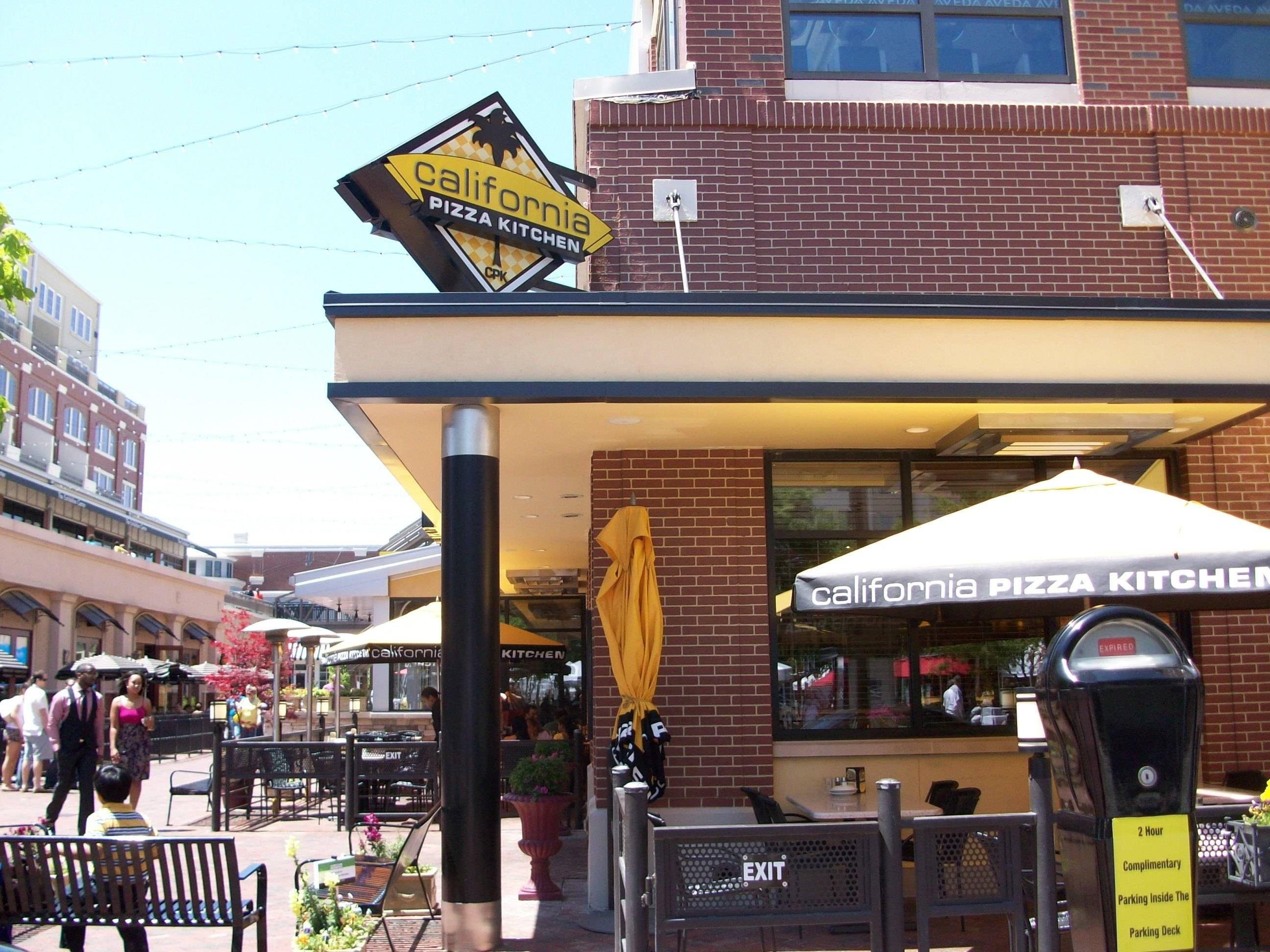 California Pizza Kitchen   Atlantic Station Eats   Pinterest ...