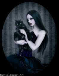 Pin By Ramona Strange On Gothic Gothic Pictures Gothic Girls Dream Art