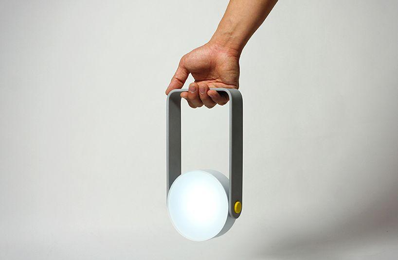 multi-purpose LED spotlight by gloria ngiam + nigel geh + guillaume bloget