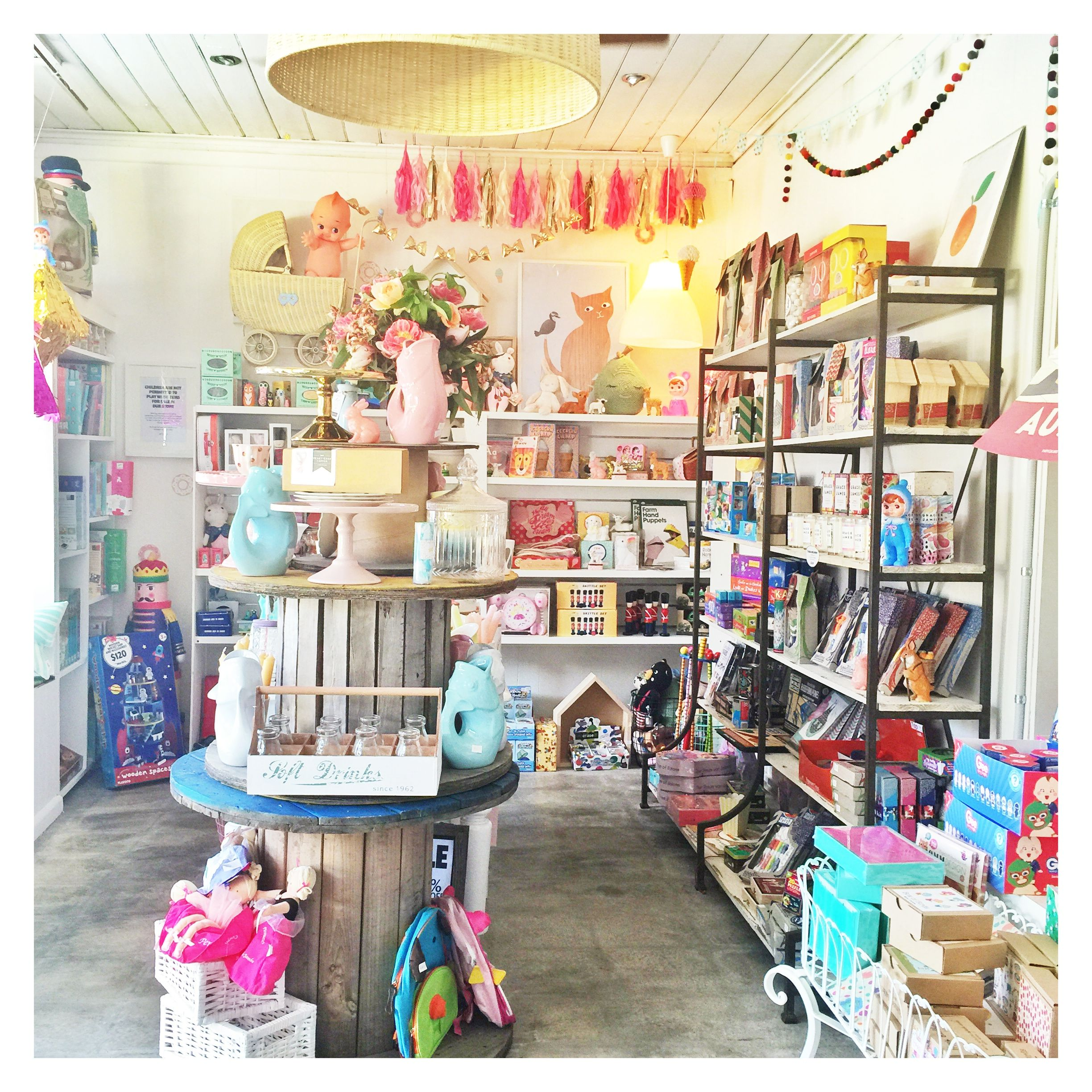 inviteme - 66 Anderson Street, Yarraville. Cute and quirky shop display at  our children's