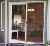 pet patio door sliding glass dog door