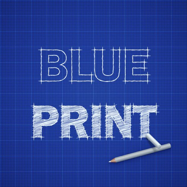 How to create a blueprint text effect in adobe illustrator how to create a blueprint text effect in adobe illustrator tutorials blueprint graphic design illustration text effect tutorial typography vector malvernweather Images