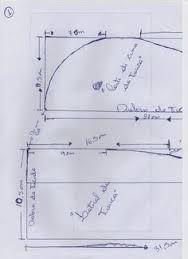 Resultado de imagem para molde touca cirurgica de tecido passo a passo 934606600cc