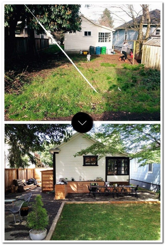 34 Easy And Affordable Diy Backyard Ideas And Projects Diybackyardideas Diybackyardprojects Easyandaffordabl Backyard Home Exterior Makeover House Makeovers