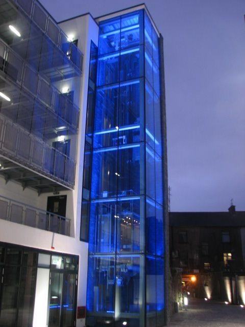 Exterior Light Fixtures On House