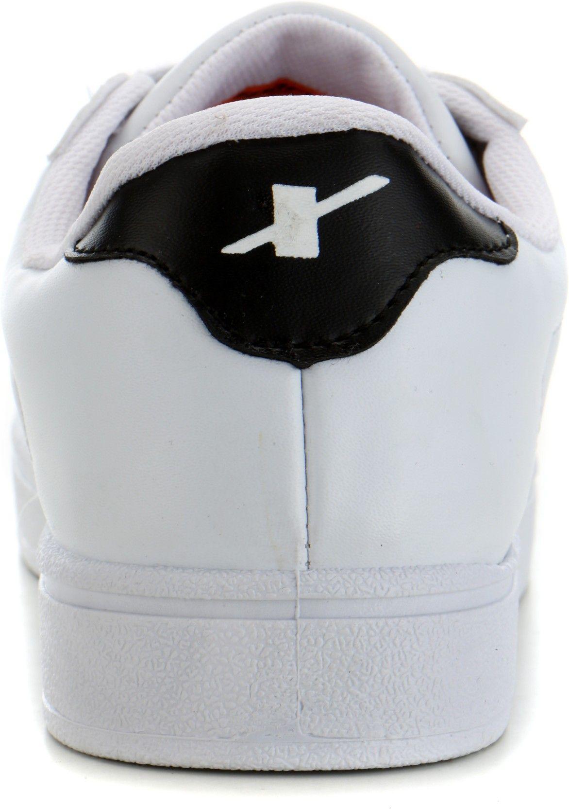 4.2/5) White Sparx Canvas Shoes For Men