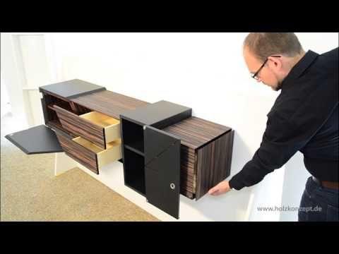 h ngesideboard meisterst ck 2015 schreiner tischler. Black Bedroom Furniture Sets. Home Design Ideas