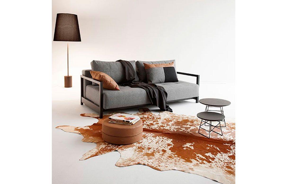 Bifrost Deluxe bäddsoffa, dansk innovation!   En modern och gedigen möbel designad av Per Weis.