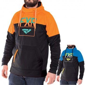 FXR Pursuit Tech Mens Pullover Sweatshirts Athletic Jackets ...