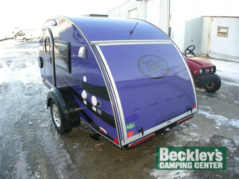 New 2015 Little Guy Worldwide TAG Max Teardrop Trailer at