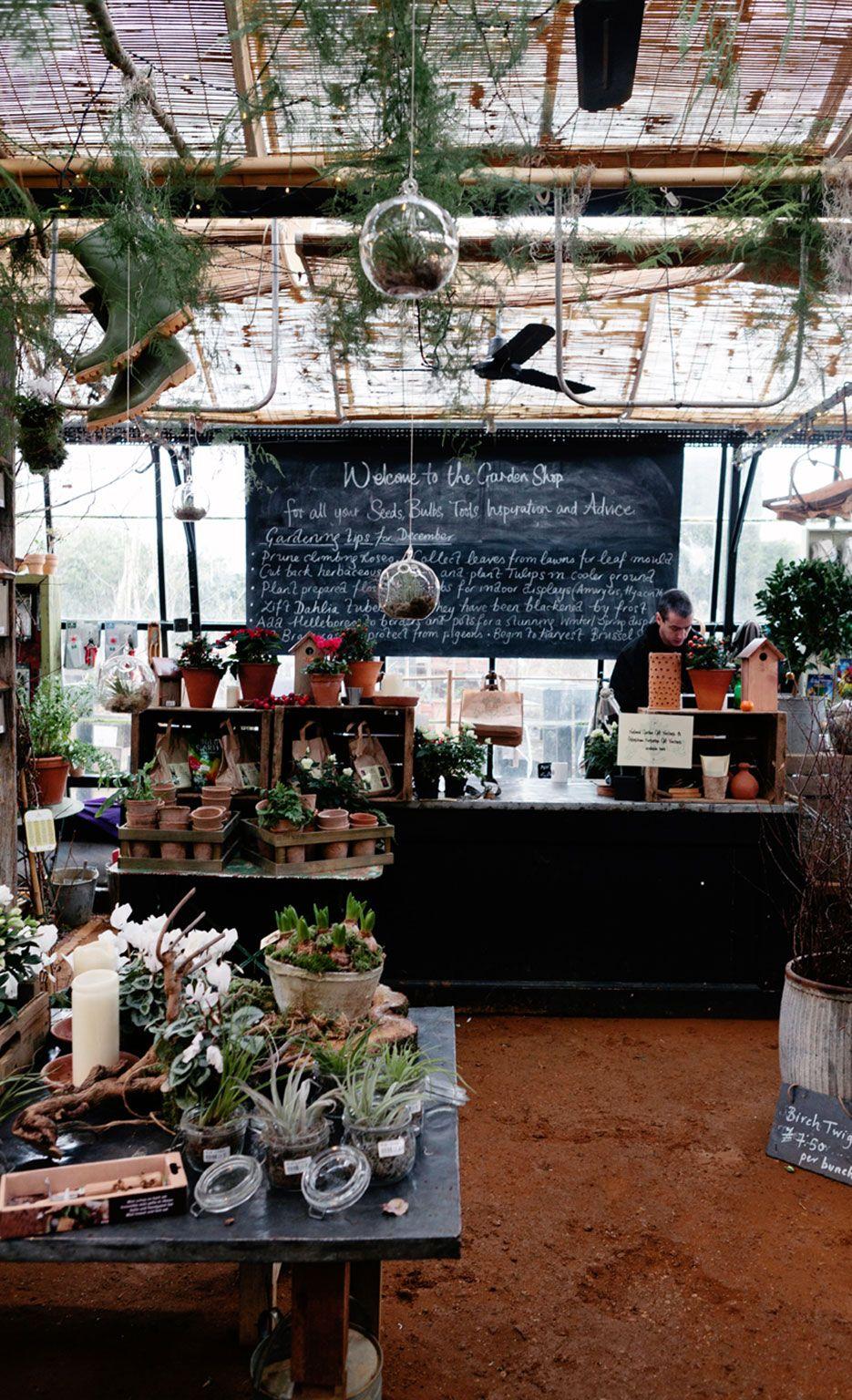 The British Garden with a MichelinStarred Restaurant