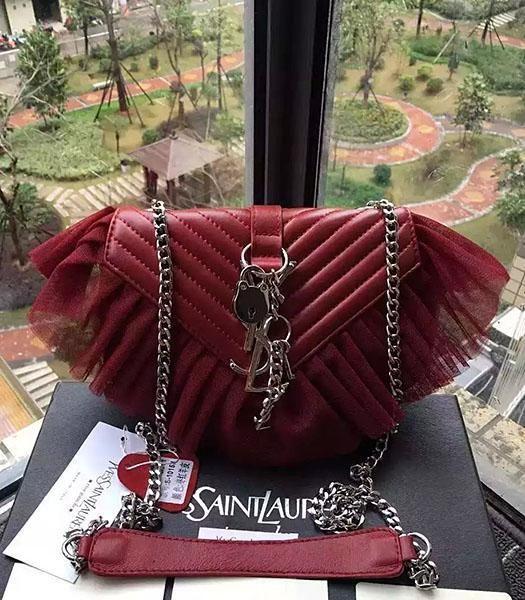 6c44e772419b Saint  Limited Saint Laurent Bags Cheap Sale-Saint Laurent Classic Large  Baby Monogram Punk Chain Bag ...