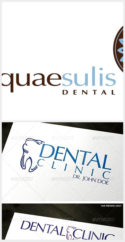 Dental logo design for Aquae Sulis Dental in the bathroom. By Design4dentists #dentallogo