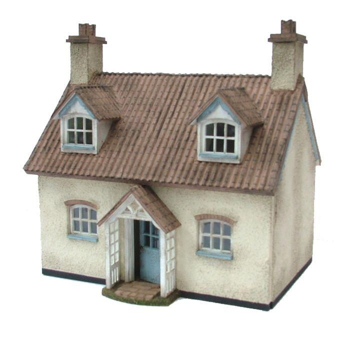 Petite Properties Ltd Bluebell Cottage painted