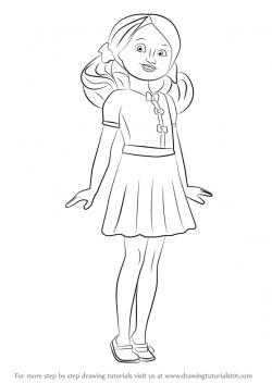 Picture 105976 Barbie Drawing Drawn Barbie Drawing Barbie Life Drawings