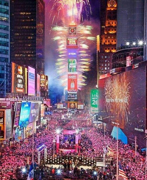 Welcome 2019 New York City New Year New York New York New