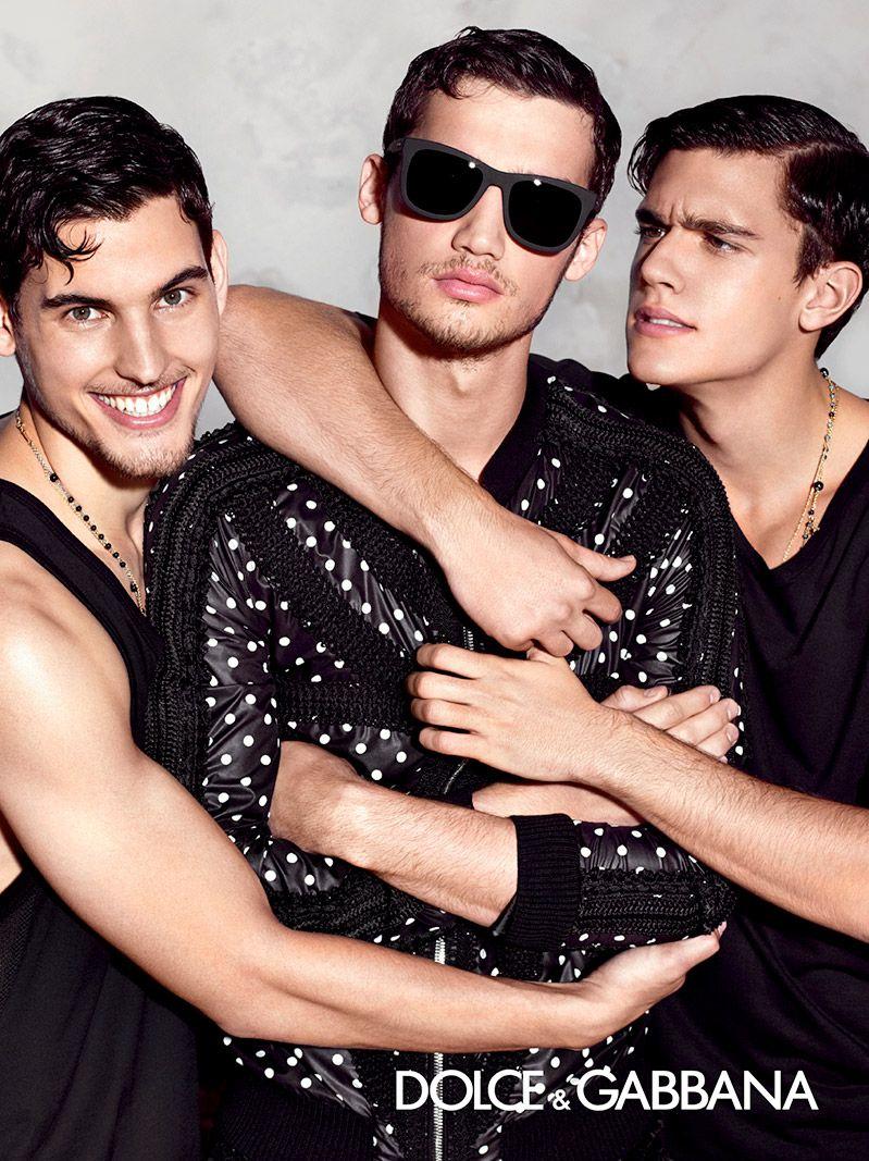 50d5992df See Dolce & Gabbana's Amazing Spring/Summer 2015 Men's Eyewear Campaign
