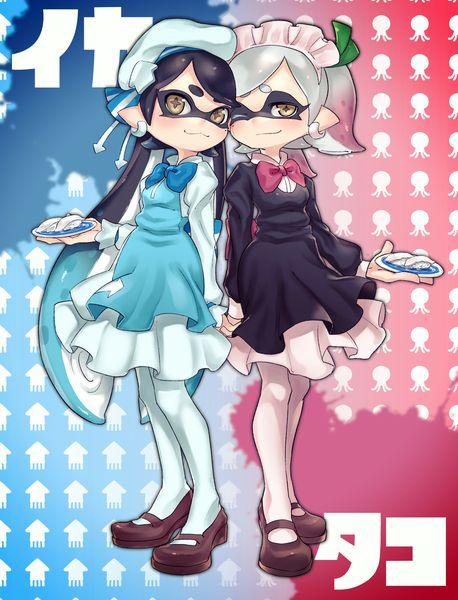 イカとタコ/ぷち