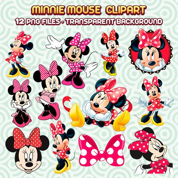 minnie mouse clipart minnie png minnie mouse digital disney