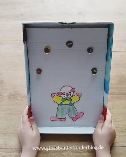 DIY Murmelspiel für Kinder