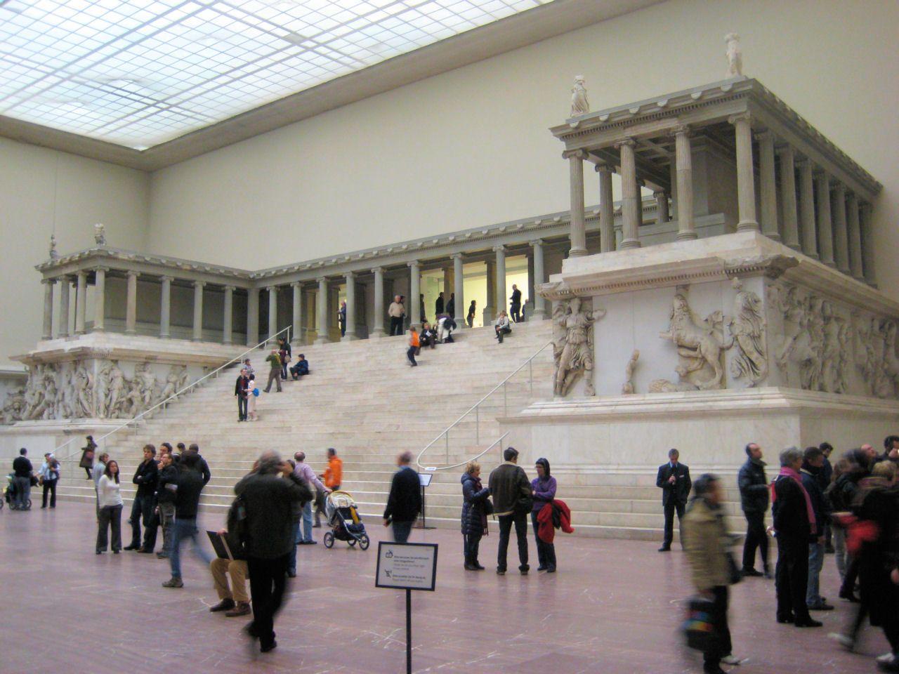 Pergamon Pergamon Pergamon Museum Berlin Beautiful Destinations