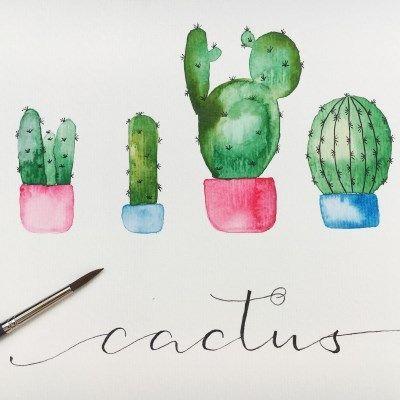 Verzierungen für dein Lettering: Banner, Schatten, Blumen & Co.