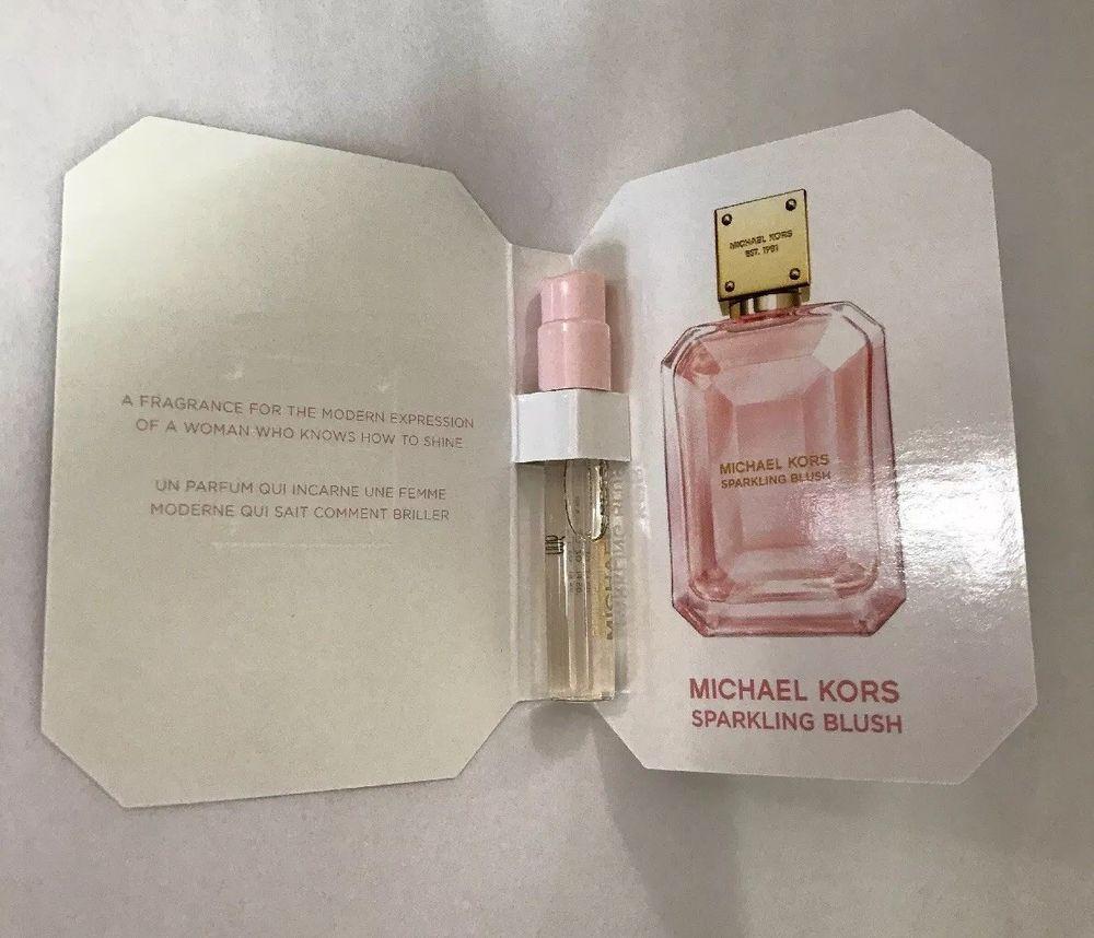 Details About New Michael Kors Sparkling Blush Eau De Parfum Spray