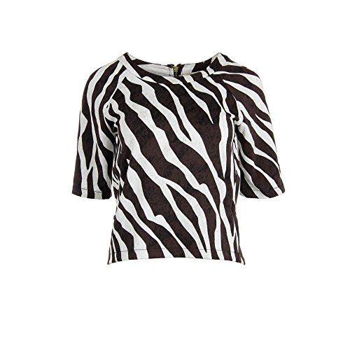 MICHAEL MICHAEL KORS Michael Michael Kors Womens Zebra Print Raglan Sleeves Dress Top. #michaelmichaelkors #cloth #