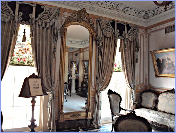 I Did My Art History Internship At The Historic Gallier House In New Orleans Ornate MirrorMirrorsVictorian InteriorsNew