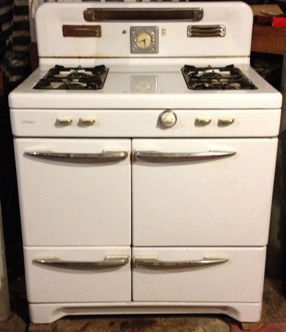 stove with range nanas vintage antique caloric gas stove range oven from the 1950s